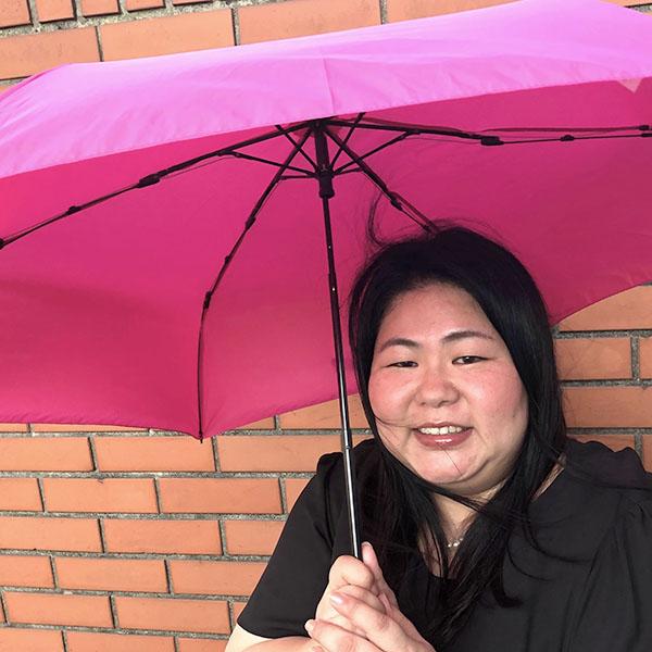 傘の大好きなちっくんです