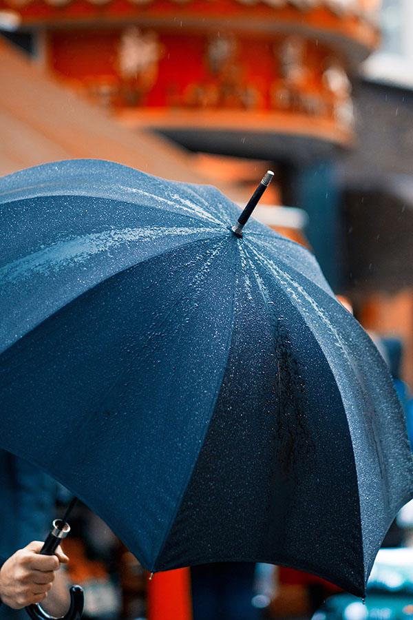 撥水が悪くなってきた傘