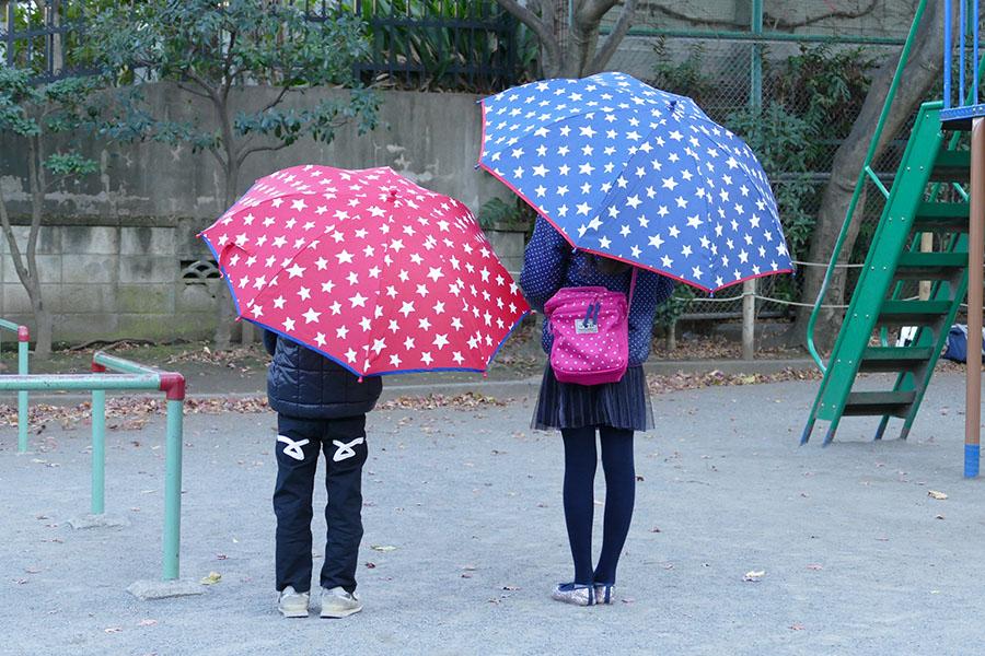 キッズスター長傘